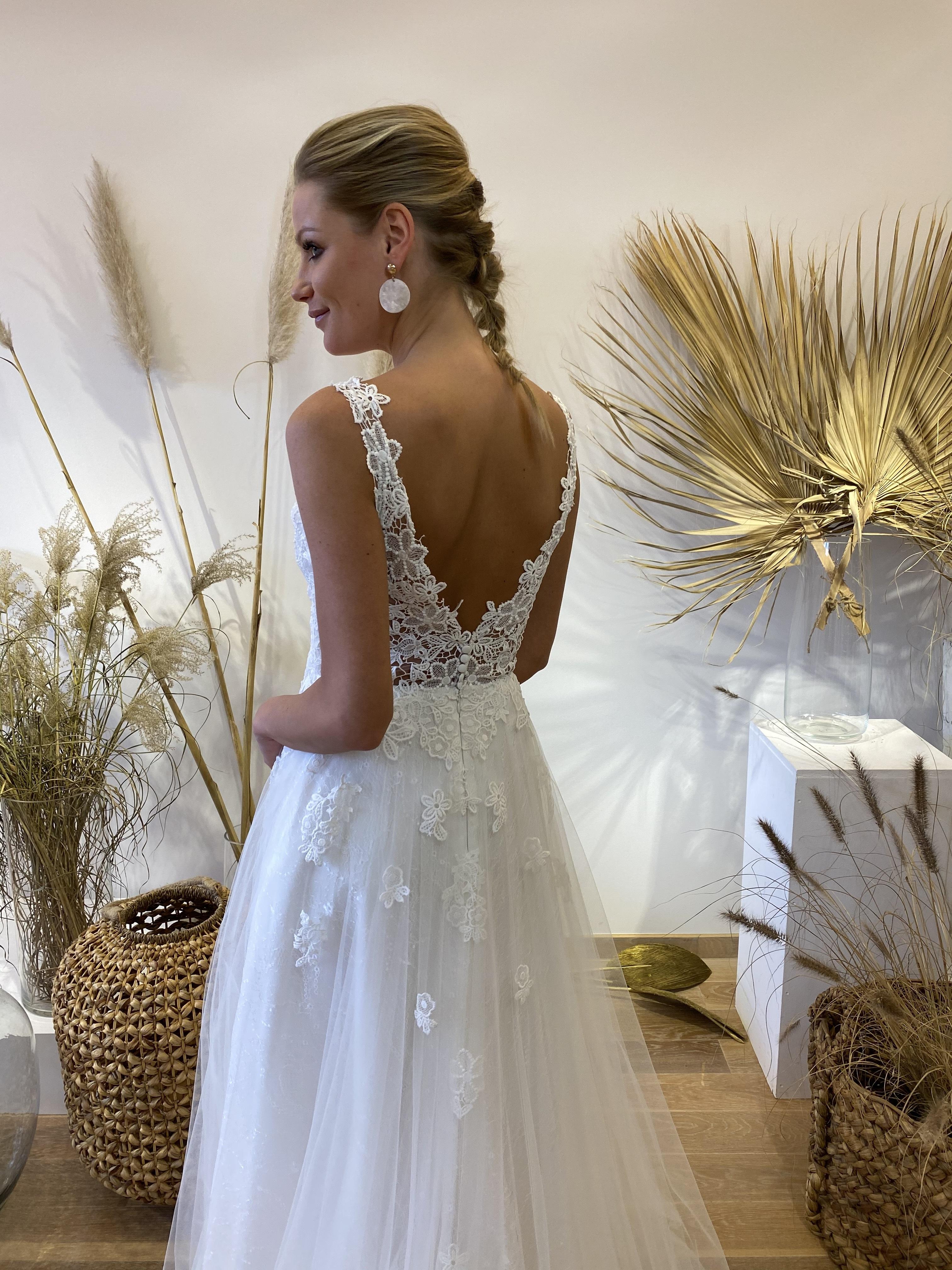 Linea Raffa  Bridal 21 - Set 038- back