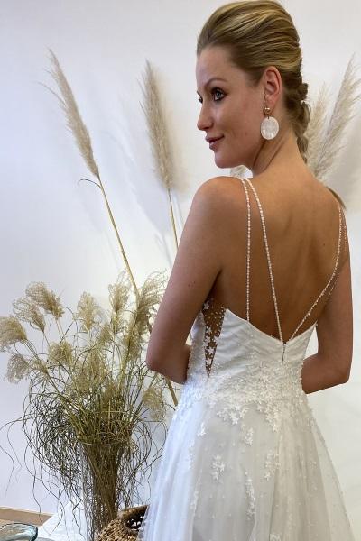 Linea Raffa Bridal 21 Set 061 back