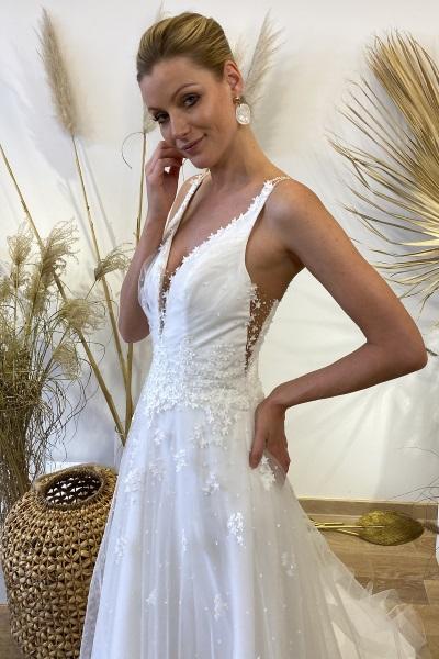 Linea Raffa  Bridal 21 - Set 061  close