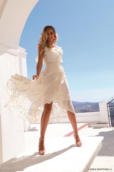 LINEA RAFFAELLI S20 - SET 202 - Dress 201-138-01