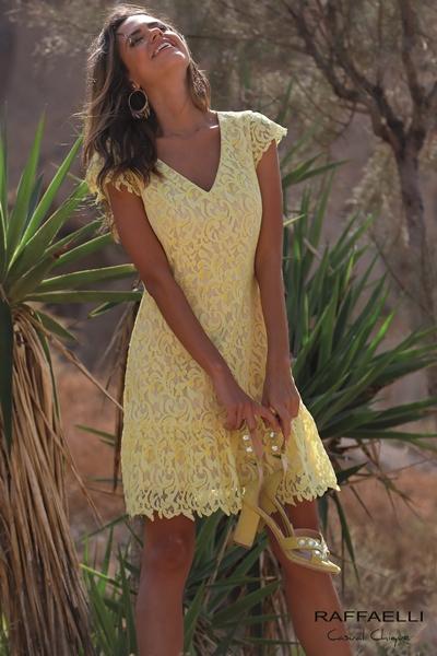 RAFFAELLI CASUAL CHIQUE S20 SET 933 - Dress 201-339-01